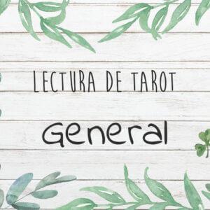 Lectura de Tarot general