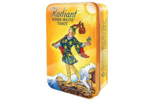 Mazo de tarot para principiantes Radiant Rider Waite